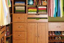 Ev-Giyinme odası