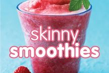 Skinny Smoothies Book / by Smoothie Recipes