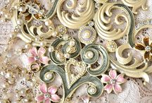Miscellaneous.... Gorgeous.... and Just Plain Cool / These are findings that drop my jaw!  Amazing creations by some of the most talented artists in paper crafting and more.