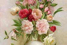 для души, цветочное