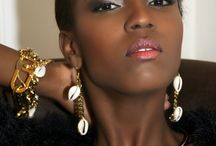 African girls fashion / Black girls are cool and beautiful!!