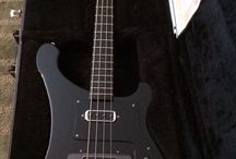 basses-guitars