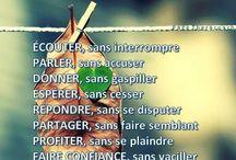 Citations / Textes