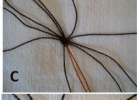 Drhání -pletení