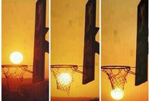 evryone play basketball
