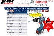 Bosch Cordless Impact Driver GSB18-2Li