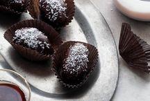 Recipes - healthier sweet treats