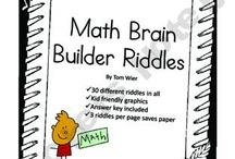 School Stuff ... Math