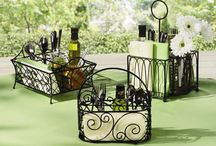 outdoor decor  & dining