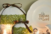 Fall - Cozy and Beautiful / All things warm and cozy for our homes inside and out.