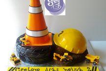 Les chantiers / En hommage à notre spectacle Quel chantier ! Tous les chantiers qui nous parlent...