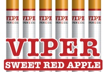 Viper E-Cig Hookah Flavor Six Pack Series / by Viper Electronic Cigarettes