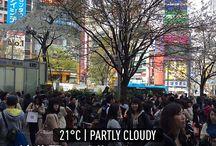 Shibuya, Tokyo 渋谷