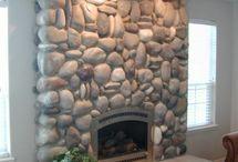 Rolled River Rock (Harristone from Kodiak Mountain Stone)