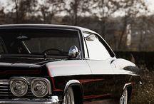 Vintage cars! <3