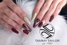 Tammy Taylor Nails Garsfontein / Nail art, Acrylic nails, Gel nails, 3D nail art.