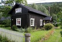 musta/ruskea talosävyt