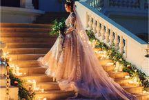 Winter Bridal shoot
