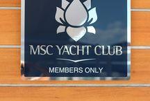 """MSC Yacht Club / MSC Yacht Club, ekskluzivan """"brod unutar broda"""" nalazi se na našim brodovima klase Fantasia (MSC Preziosa, MSC Divina, MSC Splendida i MSC Fantasia), a nudi potpunu privatnost, luksuz i osobnu uslugu. Raskošnih 69 apartmana dolaze u paketu s uslugom osobnog butlera, bogatim izborom besplatnih vina, alkohola, sokova, privatnim lounge salonom kao i palubom s bazenom i restoranom.  / by MSC Krstarenja Hrvatska"""