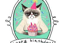HAPPY BIRTHDAY!!! / Birthday Greetings to You!!!