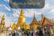 Thailand / A board with pins that will help you travel to Thailand. From city guides, things to do at the destination, itineraries and so much more. Check these pins to find the best content to help you #travel to #Thailand .