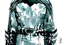 [ILLUSTRATION]Superheroes&Comics