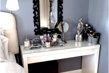 Dressing vanity ideas