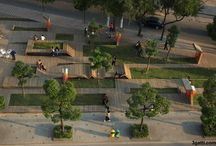 / campus - espacios publicos - mobiliario /