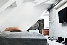 Loft rooms / Inspiration for some extra space!