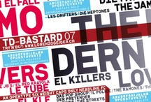 posters/magazine ideas
