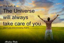 universal love / by Sheena.