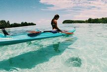 Paradise / Surfing