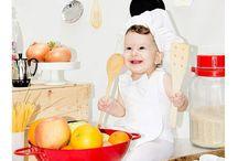 Kostumlü bebek fotoğrafları