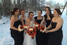 Sunflower wedding / by Chelsea Keeling