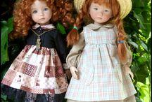 poupées contemporaines