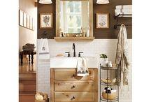 bathroom / by Traci @ Beneath My Heart