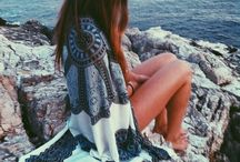 Boho&Hippie&Ethnic Style