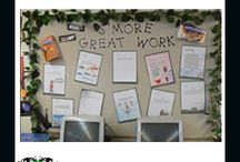 Preschool class room ideas / by Cyndi Godwin