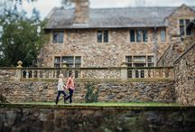 Ridley Creek State Park-Pennsylvania Weddings / Rural and rustic Pennsylvania engagement sessions and Philadelphia, Bucks County, Berks County and Lehigh Valley wedding photography by Juliana Laury Photography