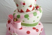 Strawberry birthday party / by Lisa Swick