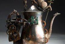 steampunk curiosities
