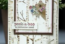 Stampin' Up! Bear Hugs / Lots of ideas for the Bear Hugs stamp set and framelits