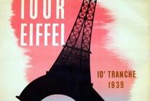Tour Eiffel / by ULTRO GOTHE