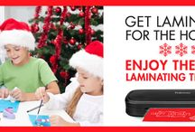 The Holidays Are Here!!! / Great deals for the holidays.  / by Fellowes, Inc.