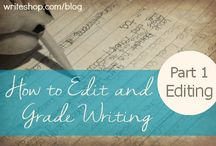 Homeschooling Writing