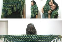 Crochet Shawls, Wraps and Ponchos / Free Crochet Patterns A collection of Wraps and Shawls for everyone. Ponchos too!