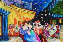 Oil Paintings by k Madison Moore / Fine Art Original Oil Paintings