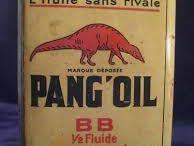 bidon d'huile