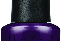 Opulent  OPI Nail Lacquers