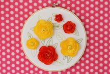 Embroidery / by Karen Kimmons